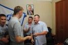 Чествование спортсменов-динамовцев 15.06.2015