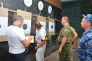 Открытие тира Крымского