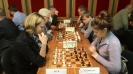 Шахматный турнир среди команд коллективов Крымского «Динамо»